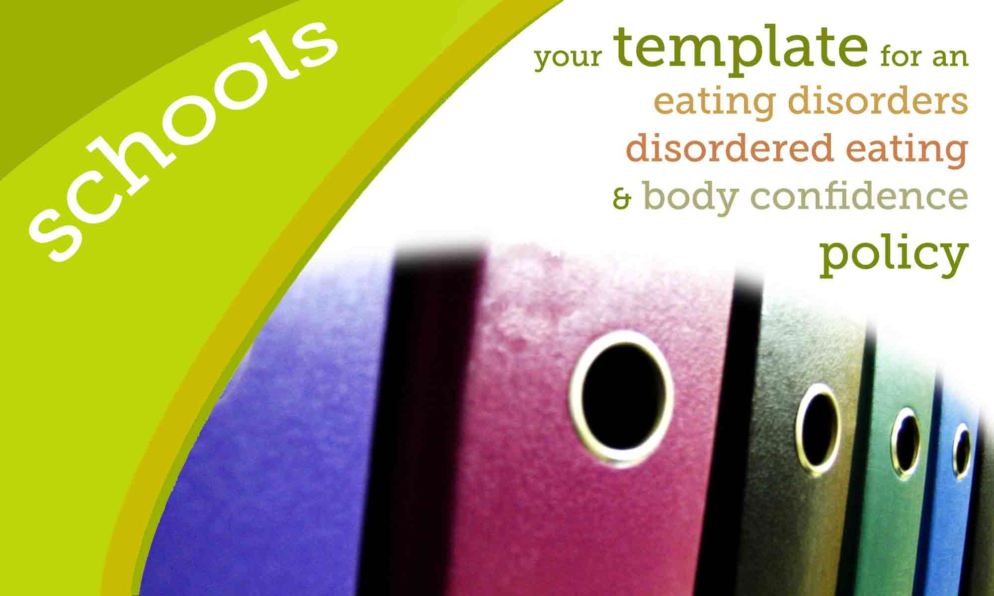 template eating disorder school policy